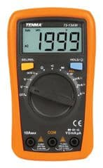 TENMA 72-13430  Dmm, Handheld, Auto/Manual, 2000 Count